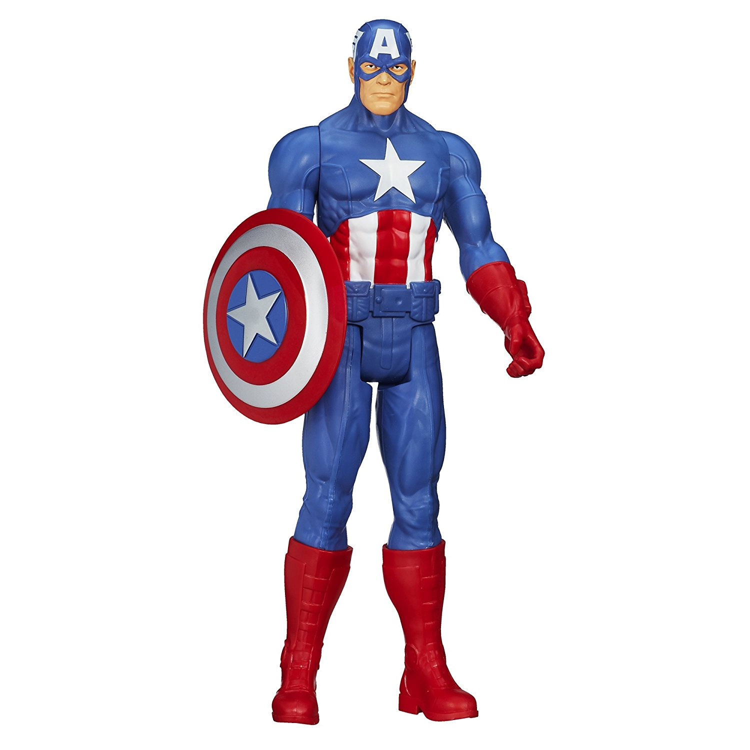 Marvel Avengers Titan Hero Series Captain America Action