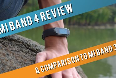MI BAND 4 REVIEW & COMPARISON TO MI BAND 3