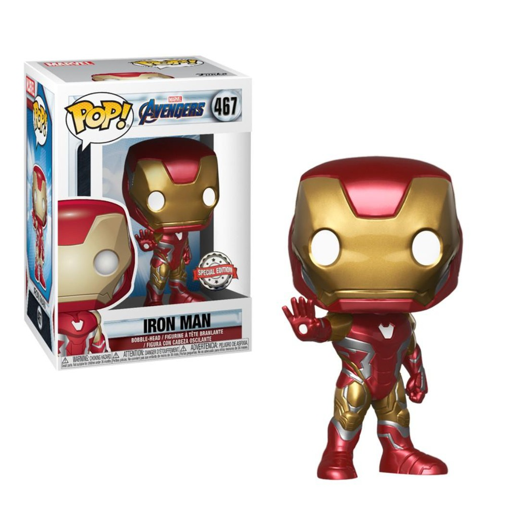 iron man special edition
