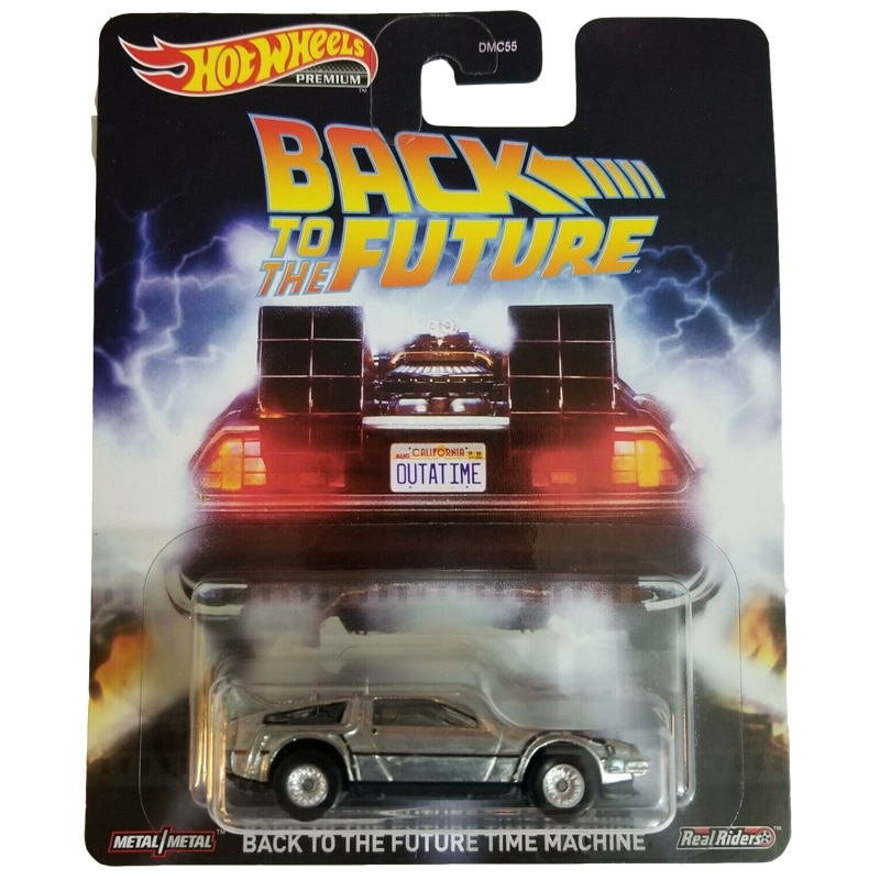 hot wheels back to the...